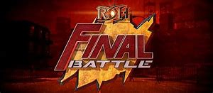 Image result for roh final battle