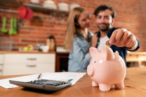 mājsaimniecības finanses