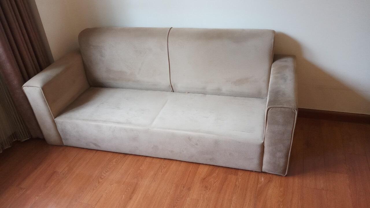 Kết quả hình ảnh cho sofa bẩn