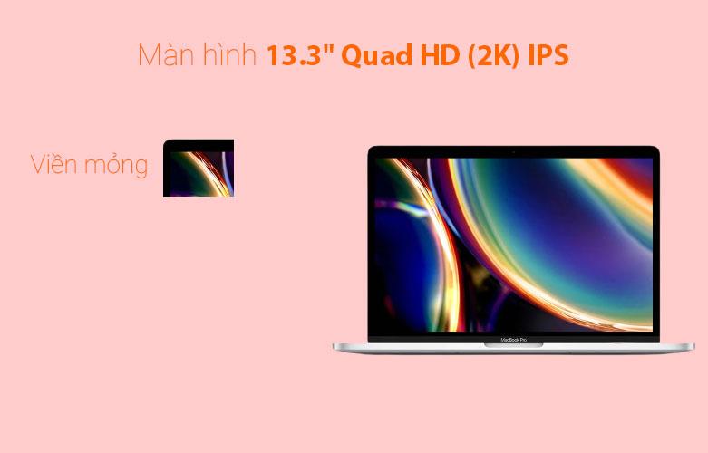 """Laptop MacBook Pro 2020 13.3"""" MWP82SA/A   Màn hình 13,3 inch"""