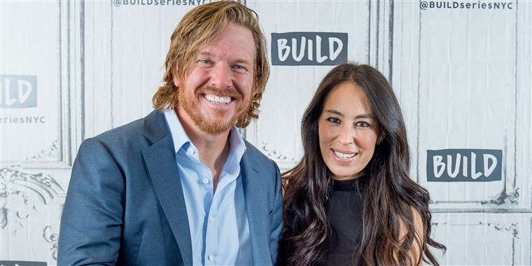 Chip and Joanna Gaines share details of their new TV show