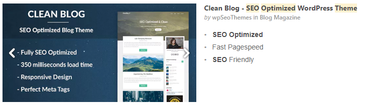 Clean Blog for SEO Tips For Contractors