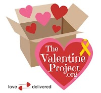 Thank you for helping The Valentine Project make our world kinder, one child at a time.