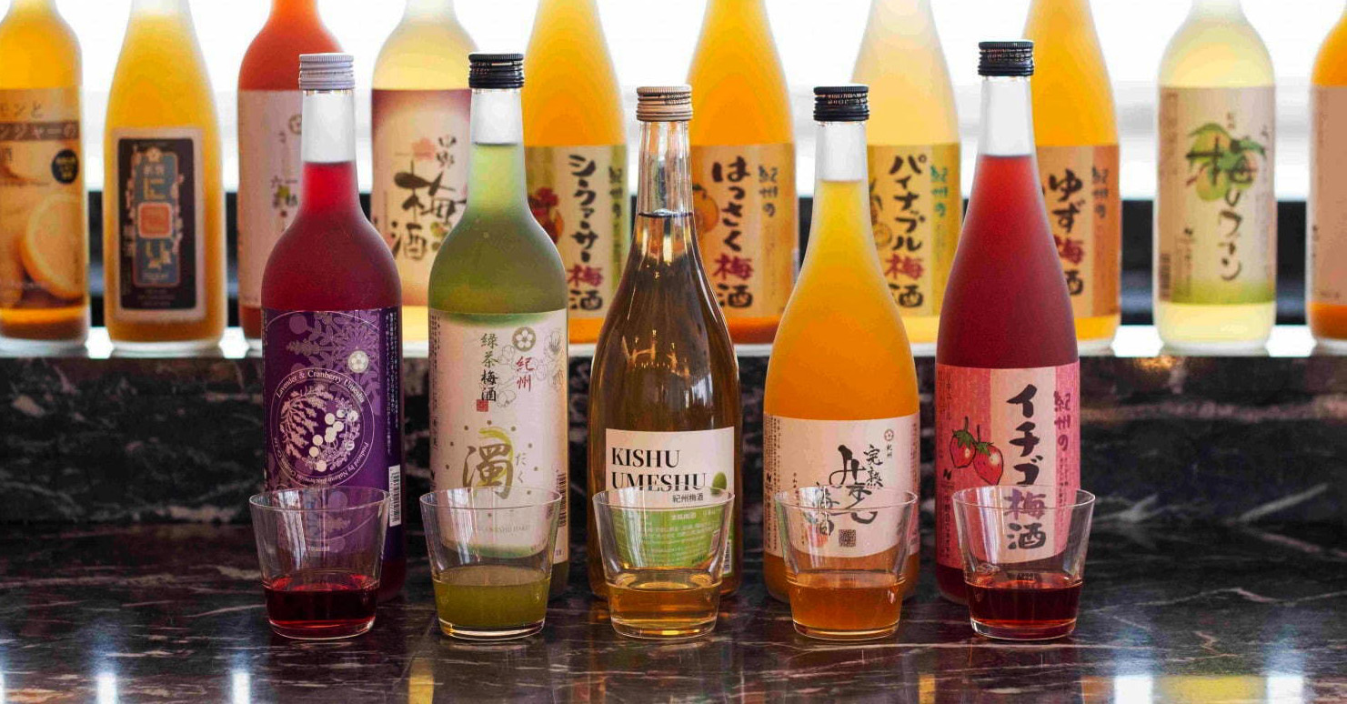 Umeshu you can buy Alcohol in convenience store
