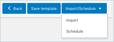 WooCommerce Subscription Order Import-schedule