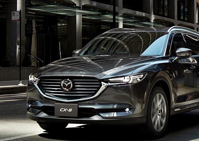 Mazda CX-8 เปิดตัวในไทยวันที่ 12 พฤศจิกายน 2019