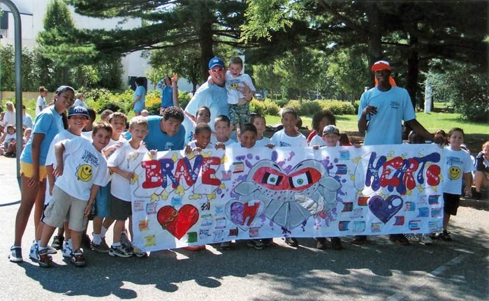 Young People's Day Camp of Suffolk
