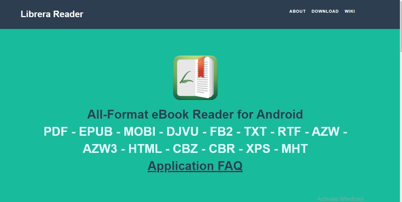 ePub Reader - Librera Reader
