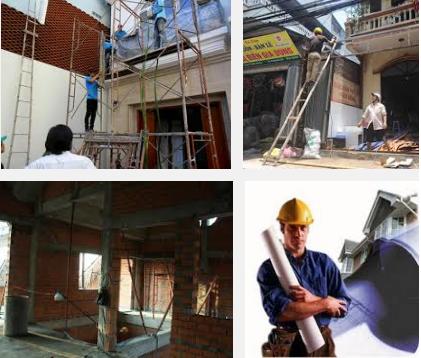 Quy trình sửa chữa nhà ở chuyên nghiệp