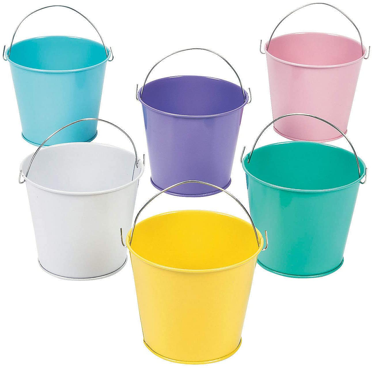 bathroom buckets