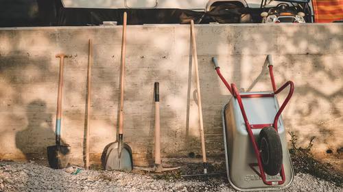 gardening tools supplies