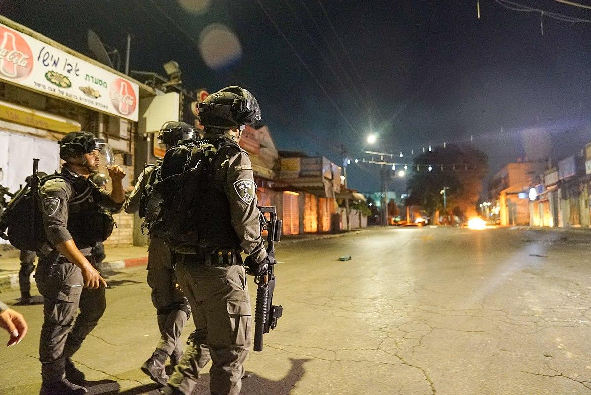 2021 Israel–Palestine crisis - Wikipedia
