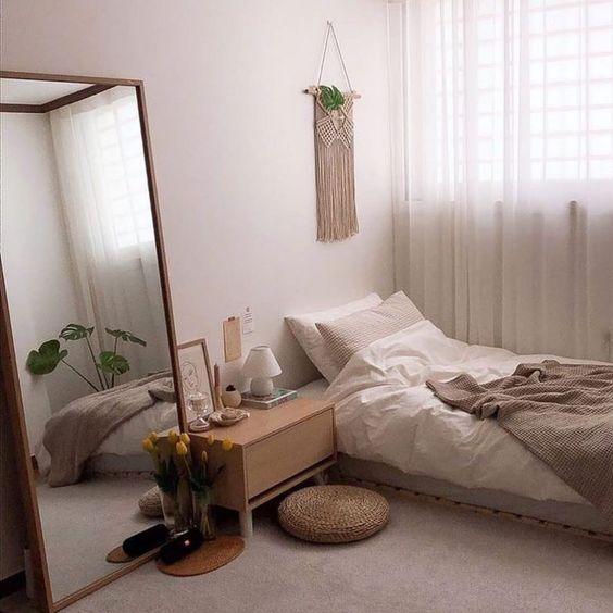 Mê mẩn phong cách phòng ngủ Hàn Quốc hiện đại cho giới trẻ