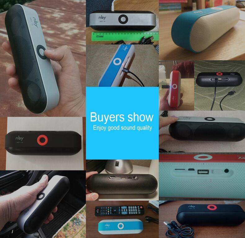 Mini boxa NBY-18 Bluetooth Chinamag 006
