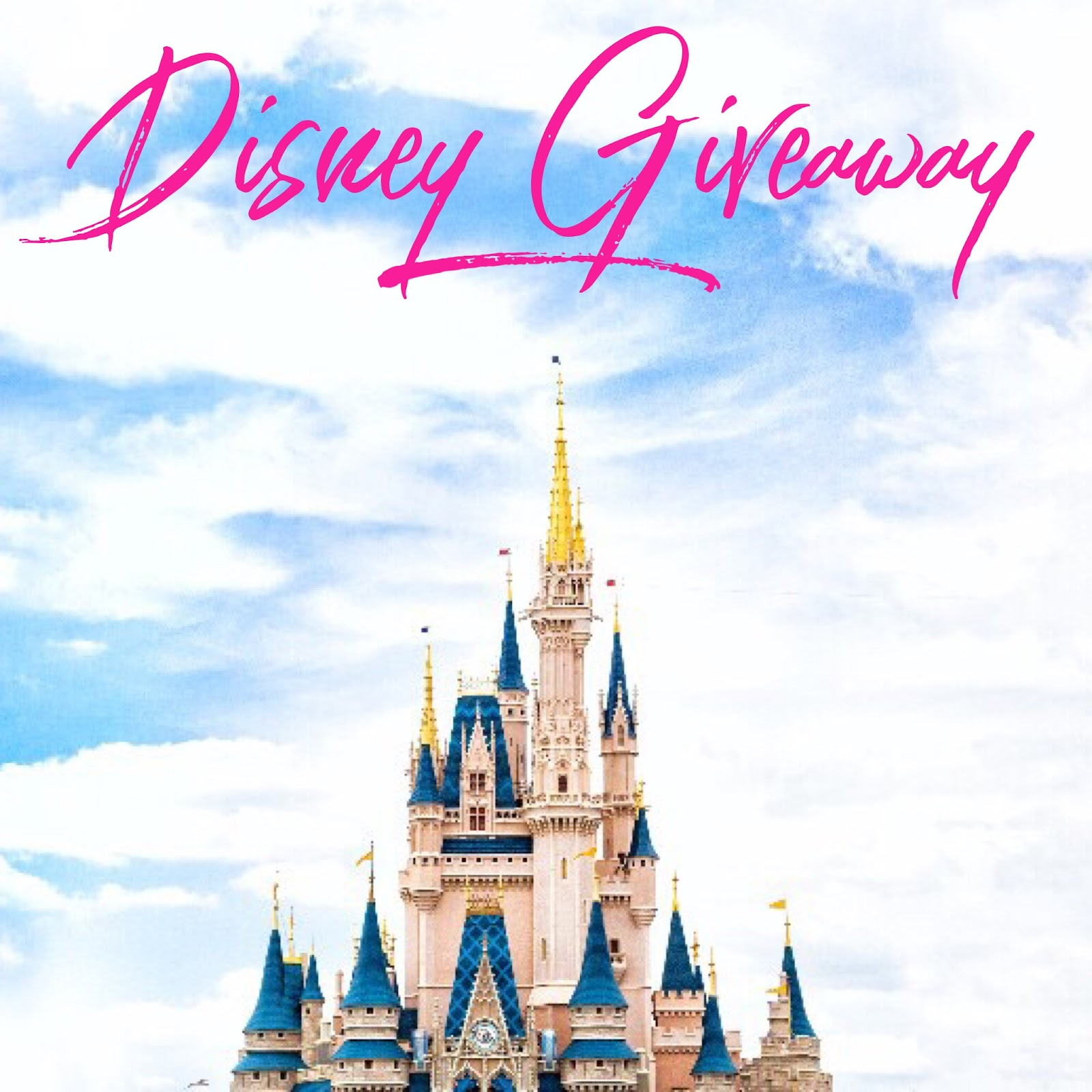 $150 Disney Gift Card Giveaway