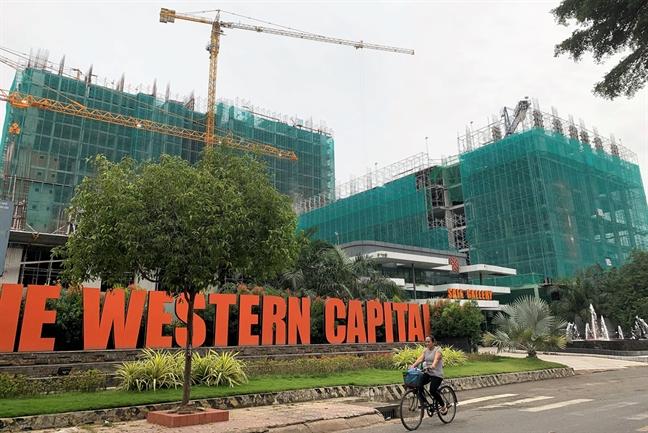 Dự án nhà ở xã hội quận 6 Bình Phú - Hồ Chí Minh
