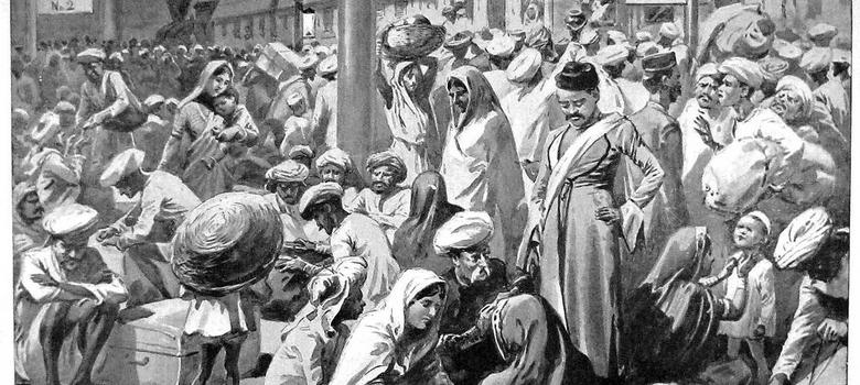 The chilling discovery: when the plague came to Bombay in 1896 (scroll.in)