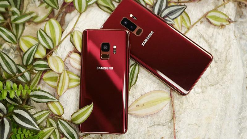 galaxy-s9-plus-mau-do-1-12 Galaxy S9+ Vang Đỏ ra mắt Việt Nam: Thêm sắc màu cho mùa Lễ Hội