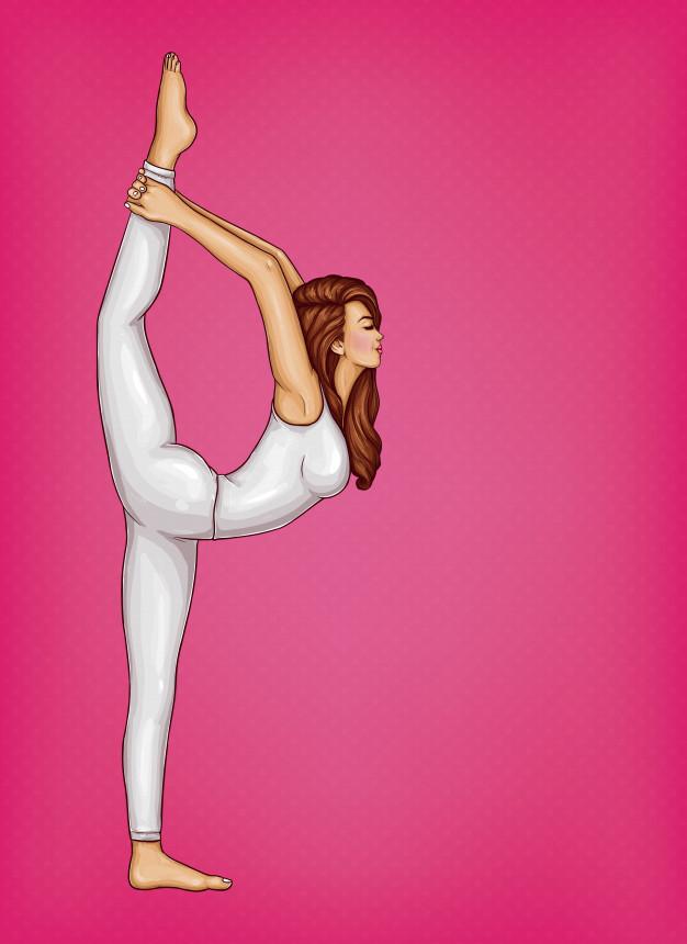Yoga Improves Flexibility