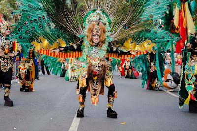 Jember Fashion Carnaval (Carnival)
