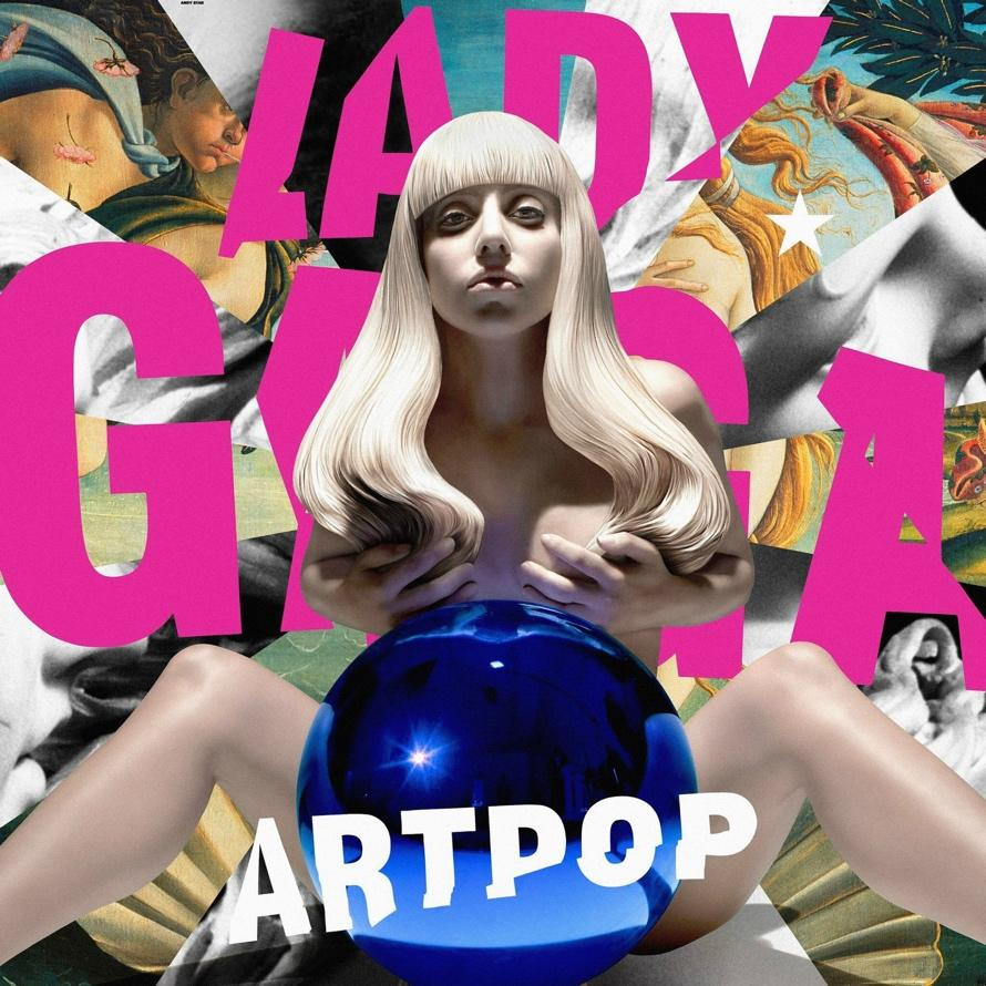 ARTPOP by Lady Gaga | Capas de álbuns, Jeff koons, Lady gaga