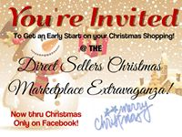 'https://www.facebook.com/groups/695233370607992/ Direct Sales reps needed for our Christmas Marketplace on Facebook.  >>> <3 <3 TAX DEDUCTIBLE REGISTRATION <3 <3 <<< Get a start on your Christmas sales! If you are with any Direct Sales company,  we need you! This group will have up to 2 vendors per company.  Registration is a TAX DEDUCTIBLE $25.   We also offer an EXCLUSIVE Marketplace where there will be ONLY 1 rep per company. Registration for this group is a TAX DEDUCTIBLE $30. Both will run until Christmas Day, 12/25/2015  PM Me if you are interested in either or both groups.'