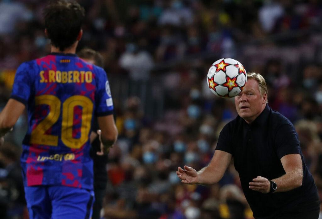 ปิเก้ ปกป้อง โรแบร์โต้ หลังโดนแฟนบอลโห่ในดวล เสือใต้ 02