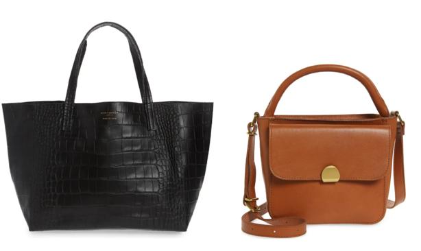 classic wardrobe essentials bag nordstrom