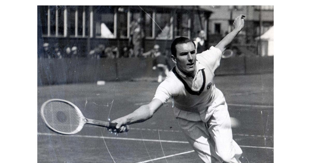 фред перри теннисист