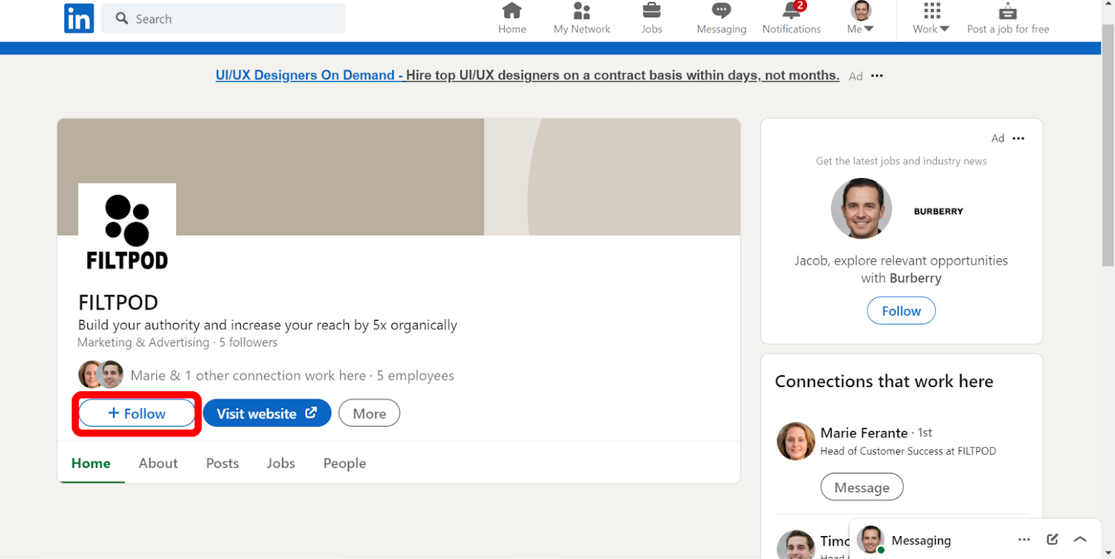 How to Add Interests on LinkedIn: Follow Them