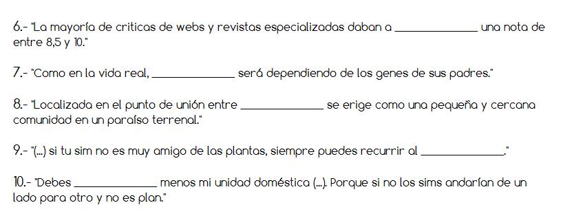 Frases 6-10