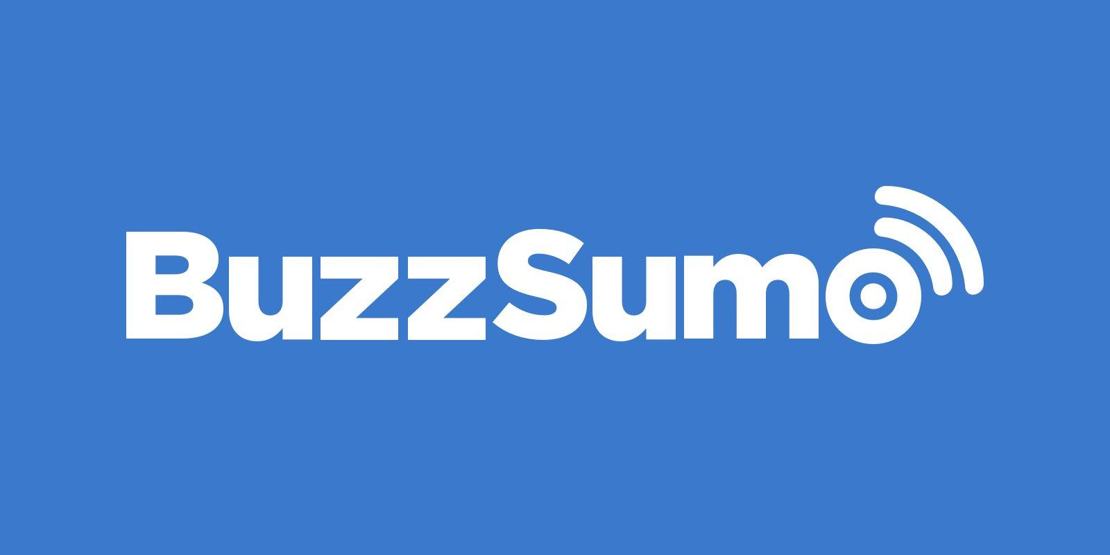 Image result for buzz sumo