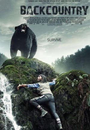 Filme Poster Backcountry HDRip XviD & RMVB Legendado