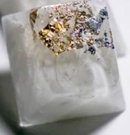 Latrialum - Alchemic (Gold+Silver Flakes)