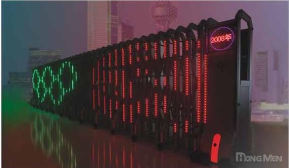 Cổng Xếp Đèn Neon
