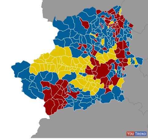 La nuova geografia elettorale del Nord