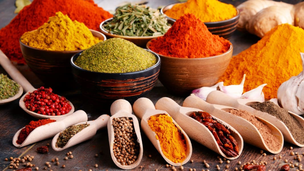 12 healthy herbs and spices: A closer look