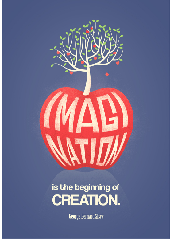 imagination graphic