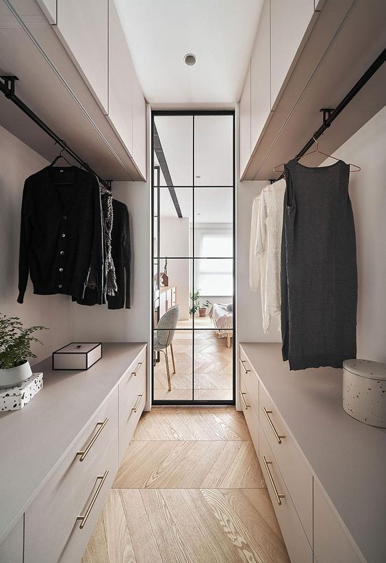 Mirrors Help Small Spaces Look Bigger