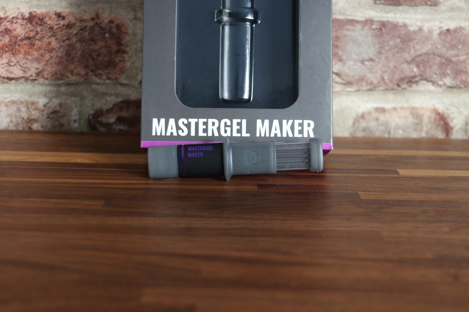 Cooler Master MasterGel Maker new edition