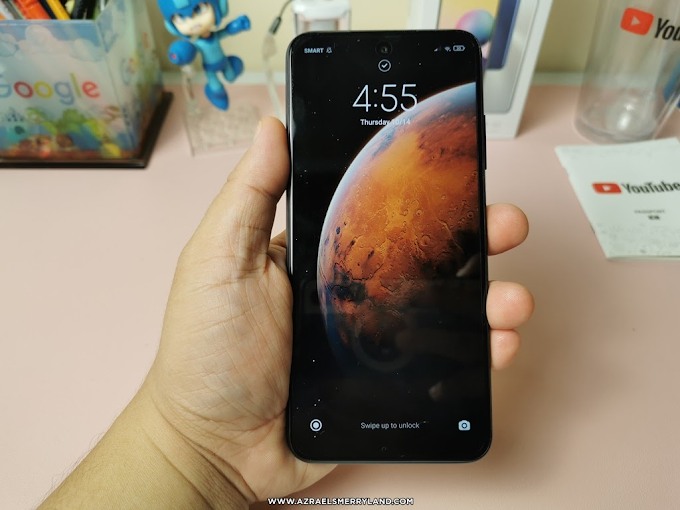 Redmi Note 10 5G smartphone - the review