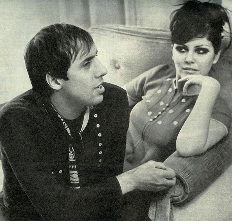 Adriano Celentano and Claudia Mori 17