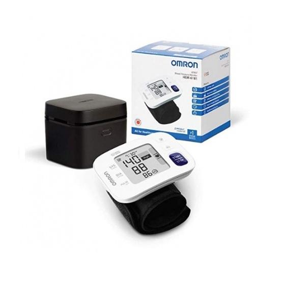 Máy đo huyết áp cổ tay HEM-6181 trị giá 1.250.000 VND