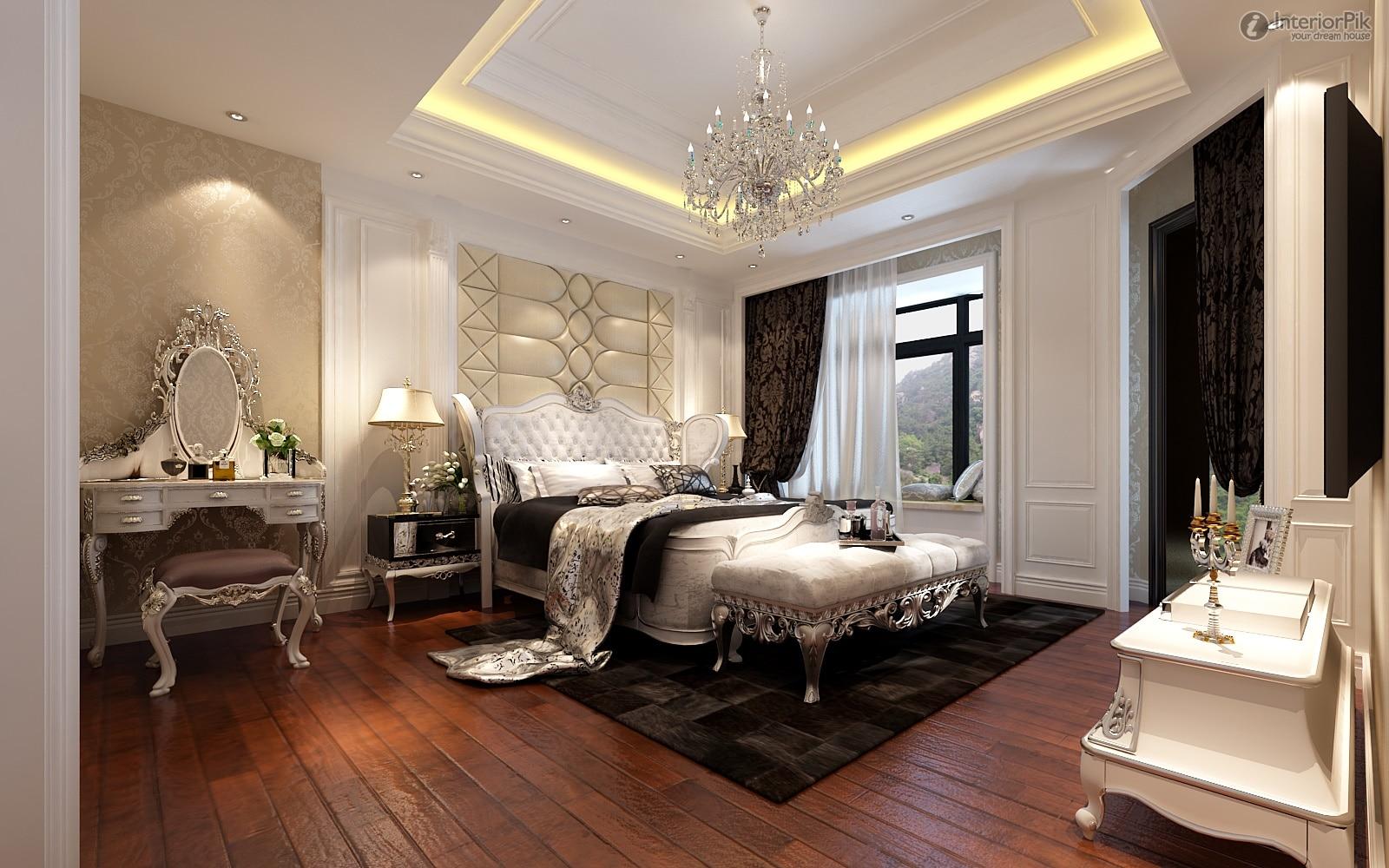 Phòng ngủ phong cách Châu Âu 4