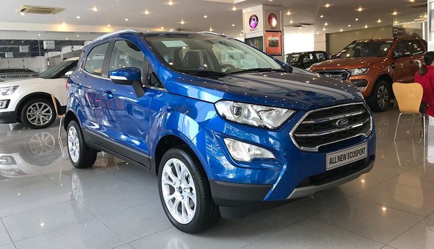 Phú Mỹ - Đại lý bán xe Ford Ecosport uy tín và chuyên nghiệp nhất nước ta