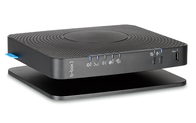 Belgacom router
