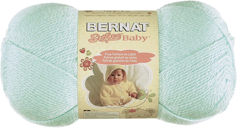yarn for baby blankets--Bernat Softee Baby Yarn