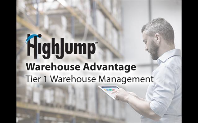 HighJump warehousing company
