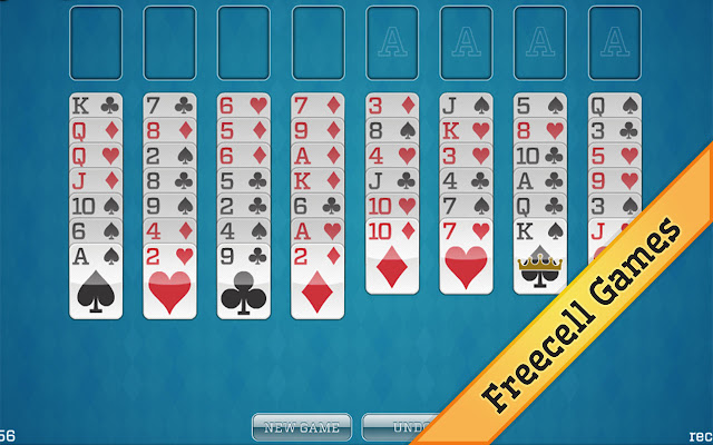 Freecell Solitaire - Chrome Web Store