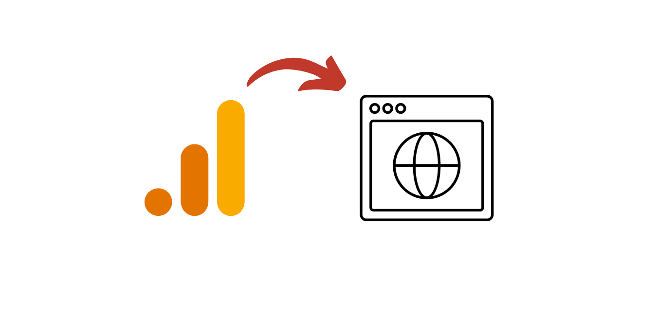 Installing Google Analytics tracking code directly on your website